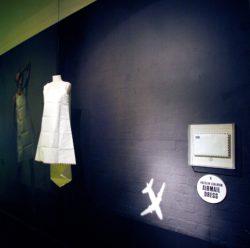 """scenography photo expo """"Paper Fashion"""""""